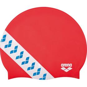 arena Team Stripe Gorra, rojo